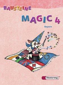 Bausteine Magic 4. Textbook. Bayern