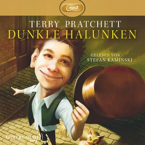 Terry Pratchett: Dunkle Halunken (MP3)