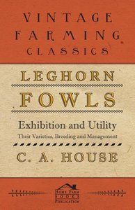 Leghorn Fowls - Exhibition and Utility - Their Varieties, Breedi