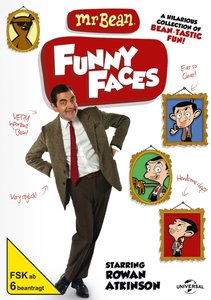 Mr.Bean-Funny Faces