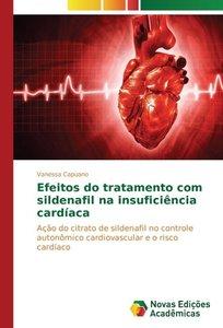 Efeitos do tratamento com sildenafil na insuficiência cardíaca