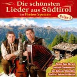 Die schönsten Lieder aus Südtirol,Folge 1