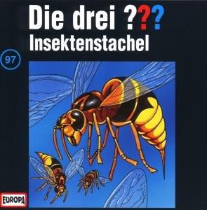 Die drei ??? 097. Insektenstachel. (drei Fragezeichen). CD