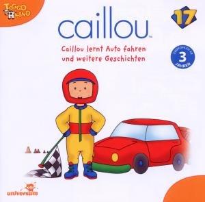 Caillou 17/Audio:Caillou lernt Auto fahren und w
