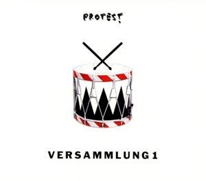 Voigt, W: Protest-Versammlung 1