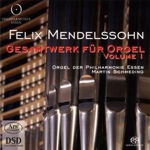 Gesamtwerk Für Orgel Vol.1