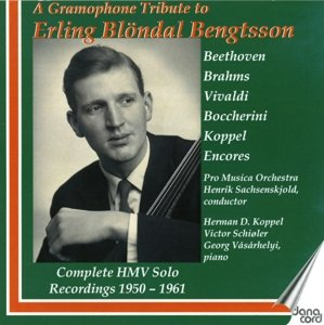 A Gramophone Tribute to Erling Bländal Bengtsson