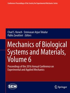 Mechanics of Biological Systems and Materials