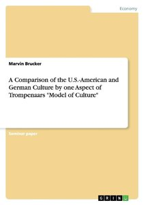 A Comparison of the U.S.-American and German Culture by one Aspe