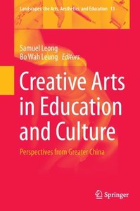 Creative Arts in Education and Culture