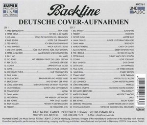 Backline Vol.261