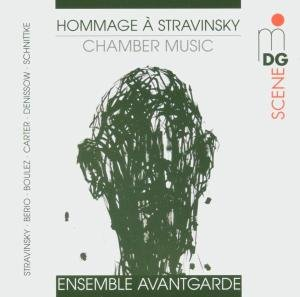 Hommage A Stravinsky