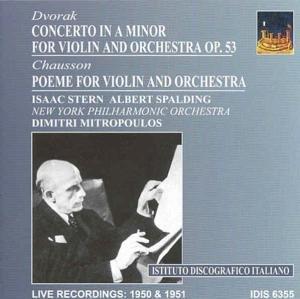 Werke f.Violine u.Orchester