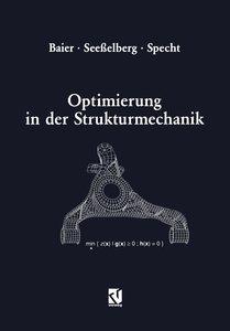 Optimierung in der Strukturmechanik