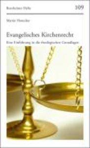 Evangelisches Kirchenrecht