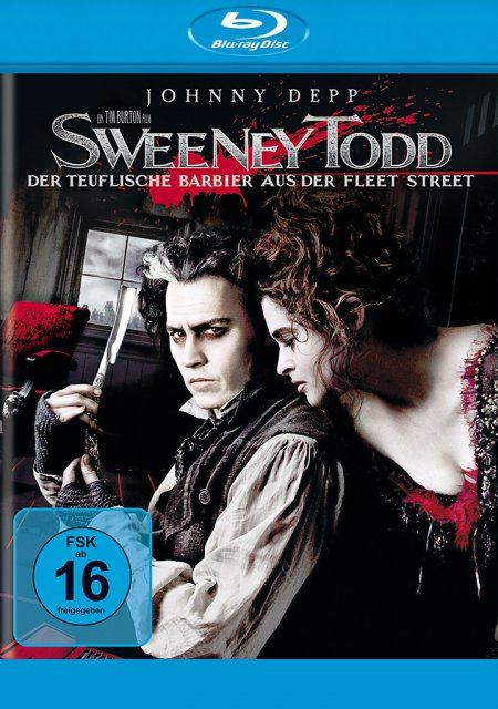 Sweeney Todd - Der teuflische Barbier aus der Fleet Street - zum Schließen ins Bild klicken