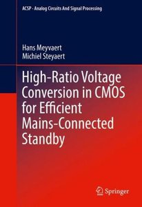 High-Ratio Voltage Conversion in CMOS for Efficient Mains-Connec