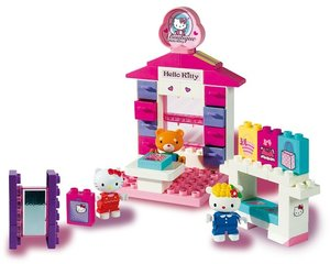 BIG 800057027 - PlayBIG BLOXX HELLO KITTY BOUTIQUE