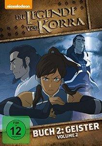 Die Legende von Korra, Buch 2: Geister - Vol. 2