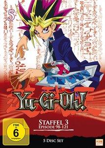 Yu-Gi-Oh! - Staffel 3.1: Episode 98-121