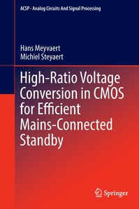 High-Ratio Voltage Conversion in CMOS for Efficient Mains-Connec