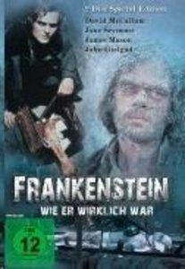 Frankenstein,wie er wirklich