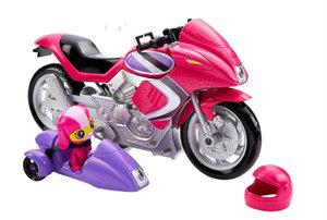 Mattel Barbie Geheimagenten-Motorrad