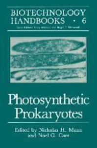 Photosynthetic Prokaryotes