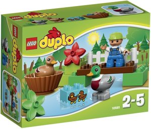 LEGO® Duplo 10581 - Entenfütterung
