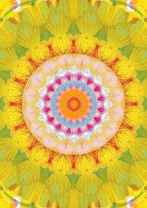 Mandala Energy (Poster Book DIN A4 Portrait)