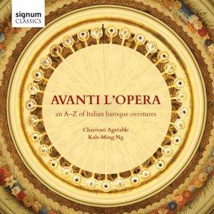 Avanti l'Opera-Italienische Barock-Ouvertüren
