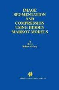 Image Segmentation and Compression Using Hidden Markov Models