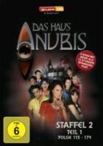 Das Haus ANUBIS - Staffel 2.1 (Episoden 115- 174)