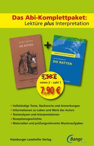 Die Ratten - Lektüre plus Interpretation: Königs Erläuterung +