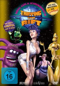 Tripping the Rift-1.Staffel (DVD)