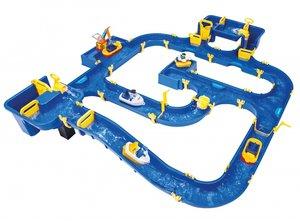 Big Waterplay 55112 - Amsterdam, Super Maxi Spar Set