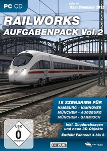 Train Simulator 2015 - Railworks Aufgabenpack Vol. 2