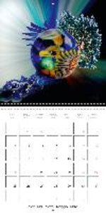 Preserve the beauty (Wall Calendar 2015 300 × 300 mm Square)