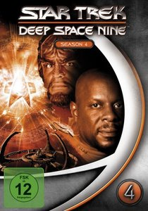 STAR TREK: Deep Space Nine - Season 4 (7 Discs, Multibox)