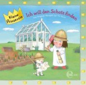 """Kleine Prinzessin 14 """"Ich will den Schatz finden"""""""
