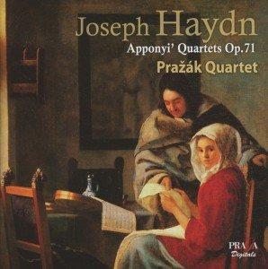 Apponyi-Quartette op.71
