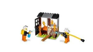 LEGO® Juniors 10740 - Löschtrupp Koffer