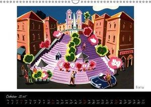 URBAN LANDSCAPES (Wall Calendar 2015 DIN A3 Landscape)