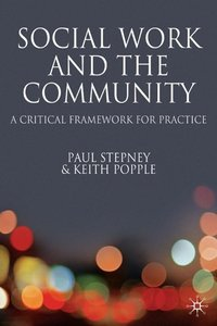 Social Work and the Community