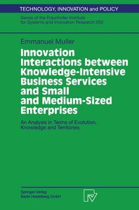 Innovation Interactions Between Knowledge-Intensive Business Ser