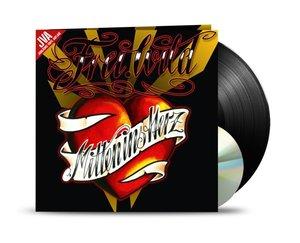 Mitten Ins Herz (Jva-Jubiläums Vinyl Auflage)
