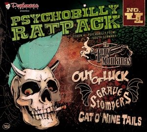 Psychobilly Ratpack (Lesson 4)