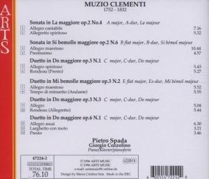 Sonate,Duetti & Capricci 2