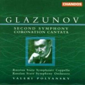 Sinfonie 2/Coronation Cantata
