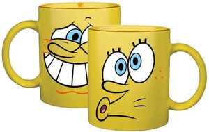 United Labels 0807559 - Spongebob: Tasse